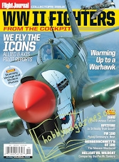 Flight Journal Collectors Issue - WW II Figters