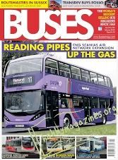 Buses - February 2018