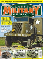 Classic Military Vehicle -  September 2013