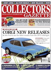 Collectors Gazette – April 2013