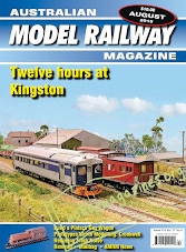 Australian Model Railway Magazine - August 2015