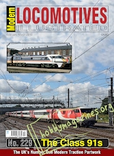 Modern Locomotives Illustrated - February/March 2018