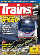Trains - March 2018