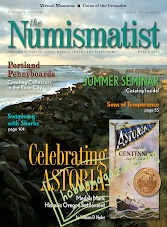The Numismatist - March 2009
