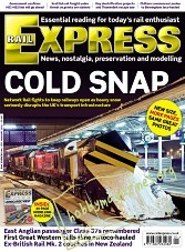 Rail Express - January 2011