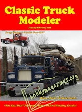 Classic Truck Modeler - January/February 2018