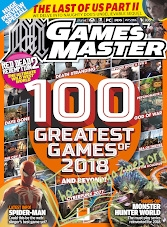 Gamesmaster - January 2018