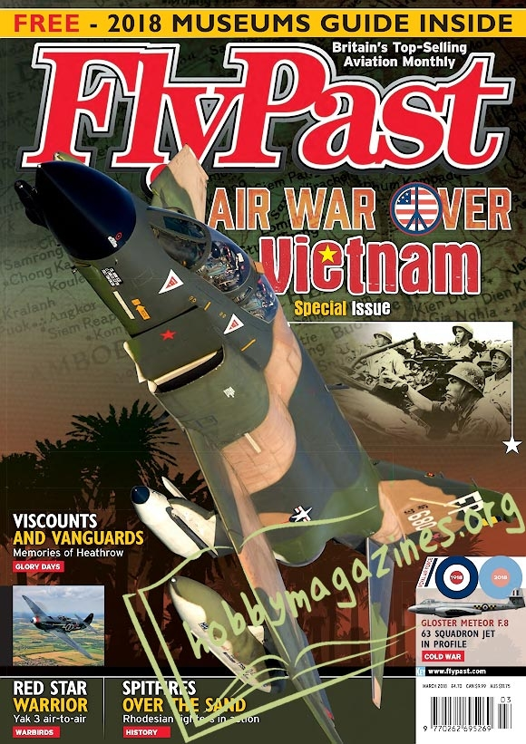 FlyPast - March 2018