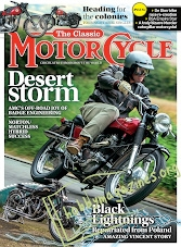 The Classic MotorCycle - February 2018
