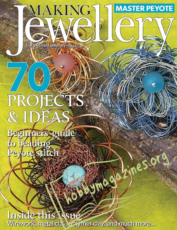 Making Jewellery - March 2018