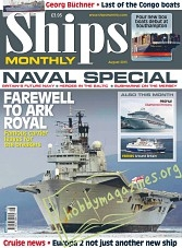 Ships Monthly - August 2013