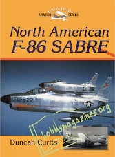 Crowood Aviation Series  - F-86 Sabre