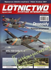 Lotnictwo Aviation International 2018-01