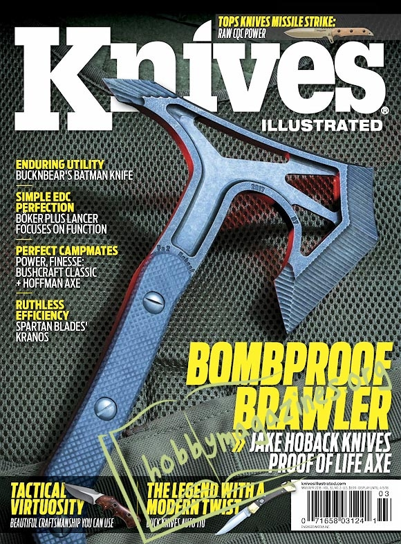 Knives Illustrated - March/April 2018