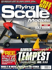 Flying Scale Models - March 2018