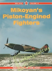Red Star 13 - Mikoyan's Piston-Engined Fighters