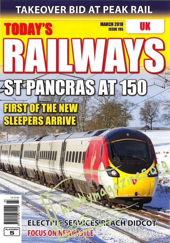 Todays Railways UK - March 2018