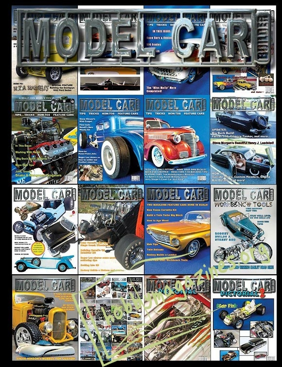 Model Car Builder - Winter 2018