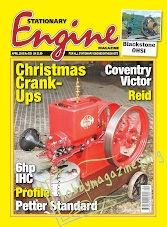 Stationary Engine - April 2018