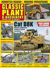 Classic Plant & Machinery - March 2018