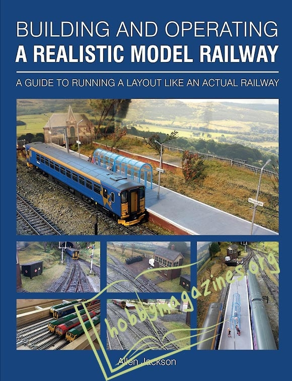 Building and Operating a Realistic Model Railway (EPUB)