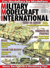 Military Modelcraft International - March 2018