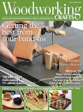 Woodworking Crafts 037 - March 2018