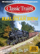 Classic Trains - Spring 2018