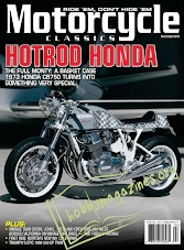 Motorcycle Classics - March/April 2018