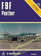 In Detail & Scale 15 - F9F Panther