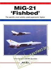 Aerofax : MIG-21 Fishbed
