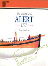 Anatomy of the Ship - The Naval Cutter Alert 1777