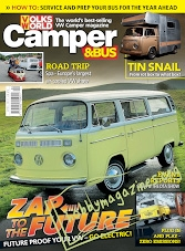 VW Camper & BUS - April 2018