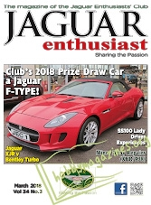 Jaguar Enthusiast - March 2018