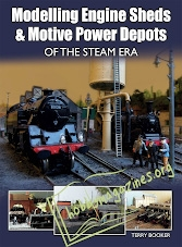 Modelling Engine Sheds & Motive Power Depots of the Steam Era (EPUB)