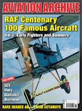 Aeroplane Collector's Archive - RAF Centanary 100 Famous Aircraft