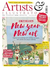 Artists & Illustrators - January 2018