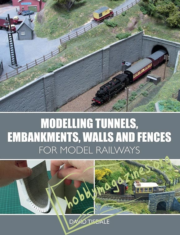 Modelling Tunnels, Embankments, Walls and Fences for Model Railways (EPUB)