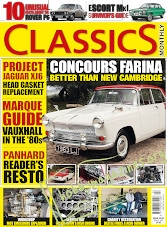 Classics Monthly - March 2018