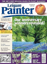 Leisure Painter - April 2018