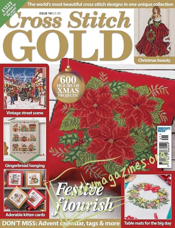 Cross Stitch Gold 141