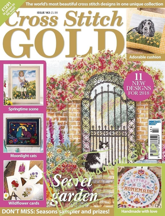 Cross Stitch Gold 143