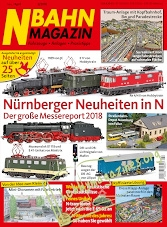 N-Bahn Magazin - Marz/April 2018