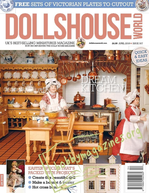 Dolls House World - April 2018