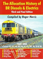 The Allocation History of BR Diesels and Electrics. Part 1