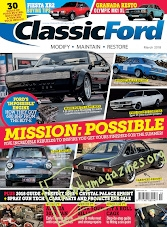 Classic Ford - March 2018