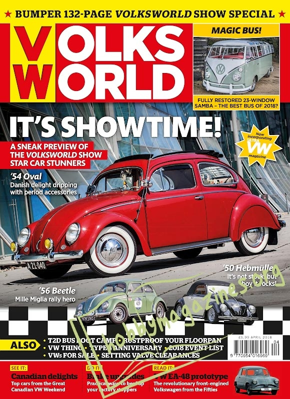 Volks World - April 2018