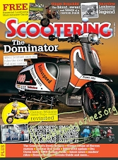 Scootering - March 2018