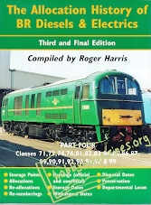 The Allocation History of BR Diesels and Electrics Part 4