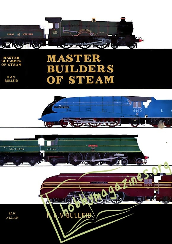 Master Builders of Steam